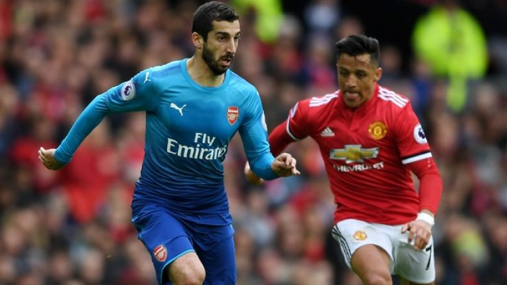 Henrikh Mkhitaryan does not appreciate being called a makeweight
