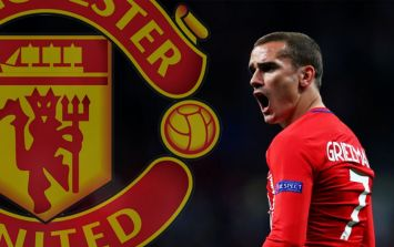 Just when you thought the Antoine Griezmann to Man United rumours were dead, along comes this...