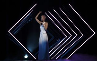 SuRie breaks silence after stage invader cruelly crushed her Eurovision dream last night