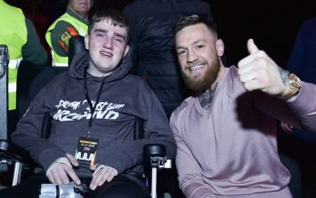 Conor McGregor represented himself very well during return to 3Arena