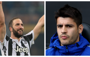 Álvaro Morata and Gonzalo Higuaín could swap clubs this summer, depending on one crucial factor