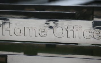 'Crystal meth' found at the Home Office