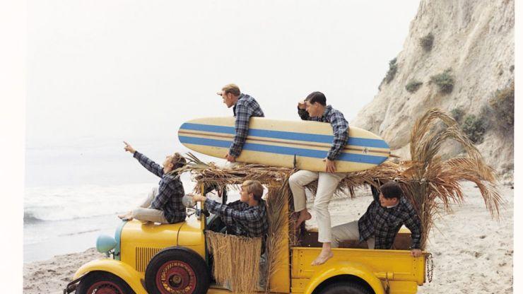 The Beach Boys announce new album with Royal Philharmonic Orchestra