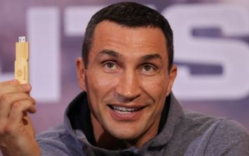 Details of Wladimir Klitschko's pre-fight prediction for Anthony Joshua bout finally revealed