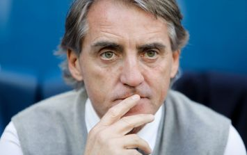 Roberto Mancini named new Italy manager