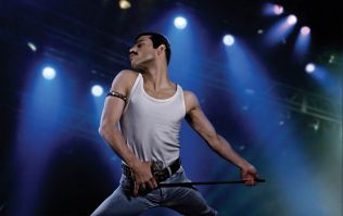 The first trailer for the Queen biopic perfectly captures Freddie Mercury's most iconic moment