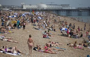 Temperatures will hit 30C in second May Bank Holiday scorcher