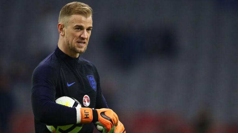 Joe Hart reportedly left out of England World Cup squad