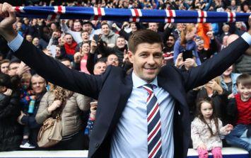 Rangers launch bid for former Liverpool defender