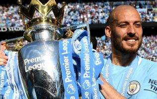 "David Silva is ""eternally grateful"" as his prematurely-born son finally leaves hospital after five months"