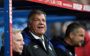 Everton announce Sam Allardyce has left the club
