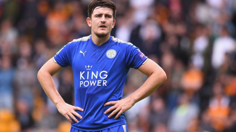 Harry Maguire's reaction to World Cup squad shows how far he's come in two years