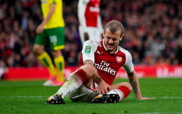 Arsenal fans are making a very good point about Wilshere's World Cup omission