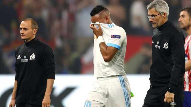 Superstitious football fans think Dimitri Payet brought bad luck on himself before Europa League final