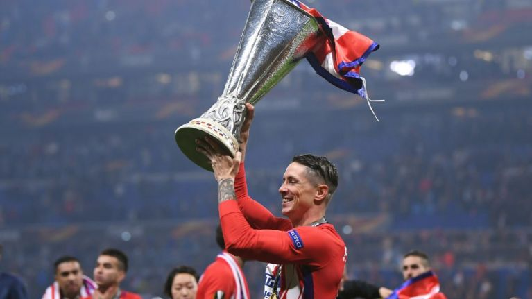 Some viewers were unhappy about Fernando Torres's involvement in the Europa League final