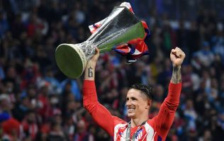 Fernando Torres' fans loved Gabi's gesture at the end of the Europa League final