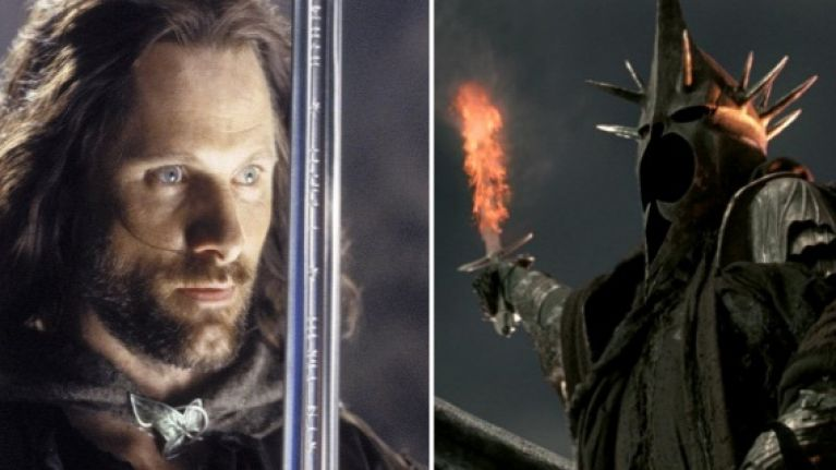 The new Lord of the Rings TV show will start in a very different way to the films