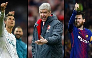 Arsene Wenger says Arsenal almost signed Messi and Ronaldo in 2003