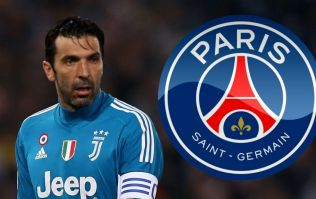 Gianluigi Buffon could be set to prolong his playing career with Paris Saint-Germain