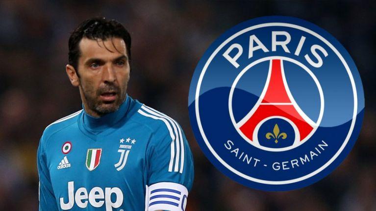 fbfbf6451d8 Gianluigi Buffon could be set to prolong his playing career with Paris  Saint-Germain