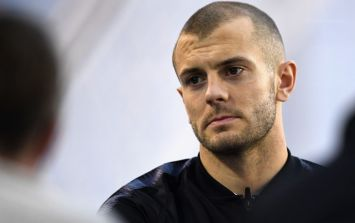 Jack Wilshere posts response to being left out of England's World Cup squad