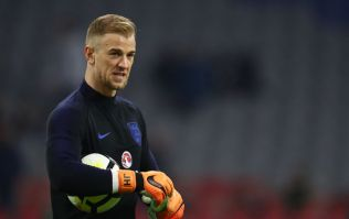 Joe Hart has had the best response to his England World Cup exclusion