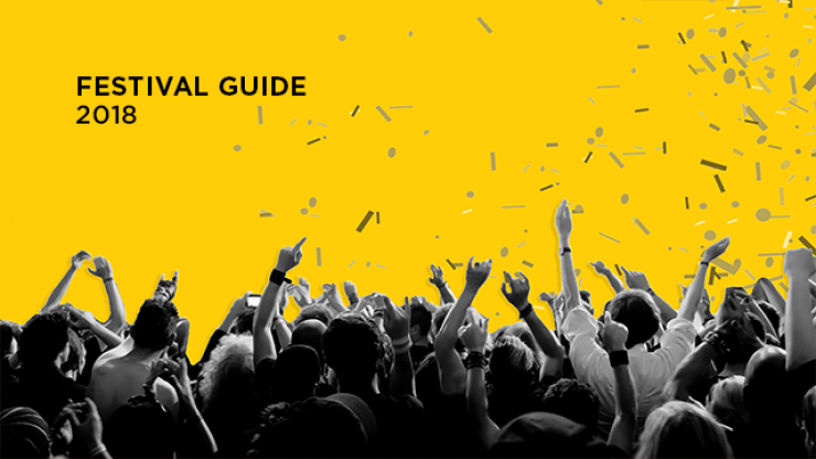 Not sure where to spend your summer? Our festival guide has you covered
