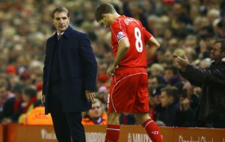 Brendan Rodgers responds to criticism from Steven Gerrard