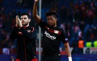 Bayer Leverkusen receive £52m bid for wonderkid winger Leon Bailey