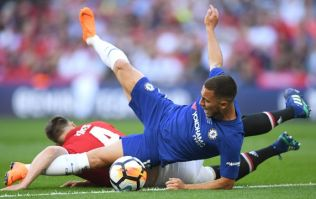 Supporters all said the same thing immediately after Phil Jones' tackle on Eden Hazard