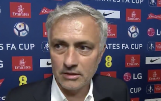 "Jose Mourinho says Chelsea ""did not deserve to win"" FA Cup final"