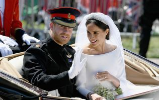 Harry and Meghan had a complete break with tradition in their wedding speeches