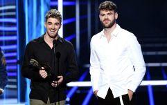 The Chainsmokers dedicate Billboard Music Award to Avicii