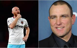 Vinnie Jones speaks for most fans with reaction to West Ham's treatment of James Collins