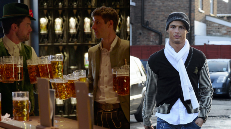 QUIZ: Guess these footballers by their fashion choices
