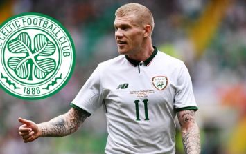 James McClean interview to Celtic TV has excited a lot of fans