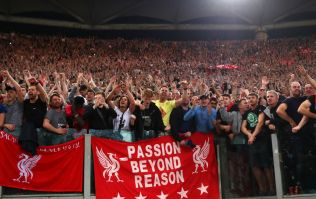 Liverpool fans are being prevented from buying empty seats for the Champions League final