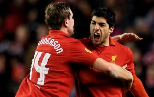 A training ground clash with Luis Suarez convinced Jamie Carragher of Jordan Henderson's potential