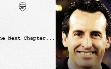 Arsenal accused of disrespecting Arsene Wenger in Unai Emery announcement video