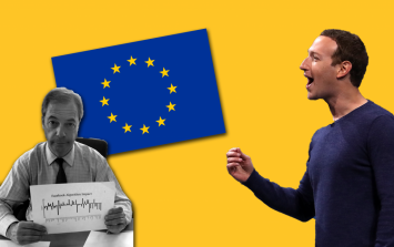 Farage blames Zuckerberg for falling popularity, 'censoring conservatives'