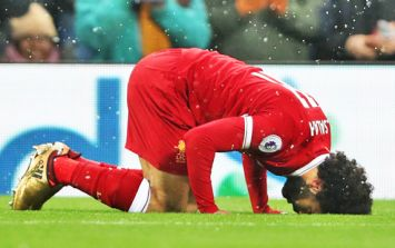Mohamed Salah set to fast on day of Champions League final due to Ramadan