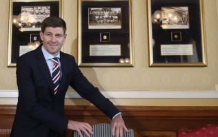 Steven Gerrard's top Rangers target will not be coming to Ibrox
