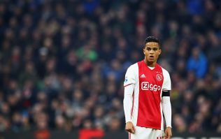 Justin Kluivert looks set to be leaving Ajax for a major European side