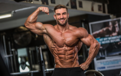 The UK's top fitness model shares his workout and diet plan