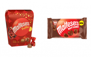 Maltesers Truffles and Buttons are officially coming to the UK
