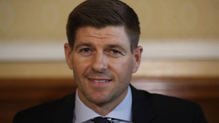 """Steven Gerrard arrival could spell """"trouble"""" for Scottish Premiership, says Neil Lennon"""
