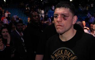 Nick Diaz arrested for alleged domestic violence incident