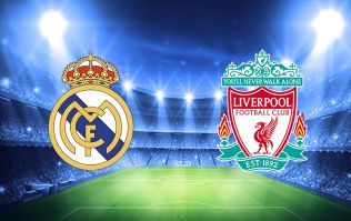 Liverpool have named their team for the Champions League final