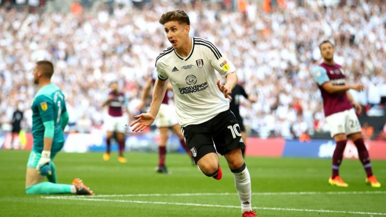 Tom Cairney goal takes Fulham back to the Premier League