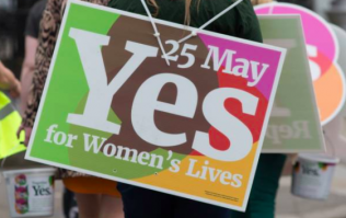 Pro-choice campaign reacts to Irish abortion referendum voting tallies